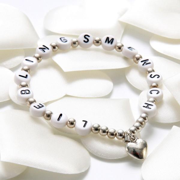 """Armband """"Lieblingsmensch"""""""