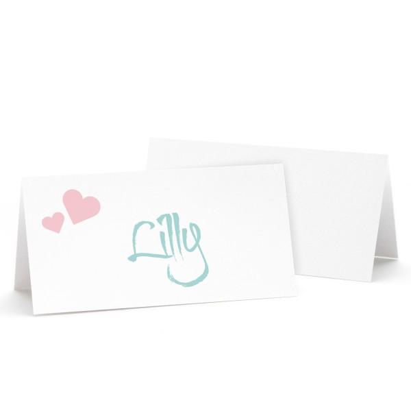 """Tischkarte """"Lilly"""""""