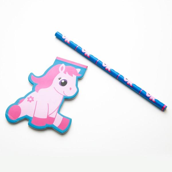 """Schreibset Pretty Pony """"Pink"""""""