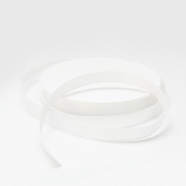 """Dekoband """"Weiß"""" (3,6,8,15mm) - 50m"""