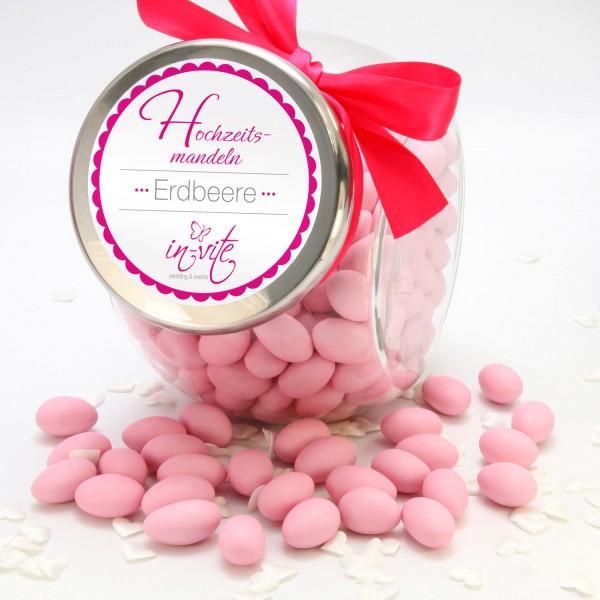 """Mandeln """"Erdbeere"""" (1 kg)"""