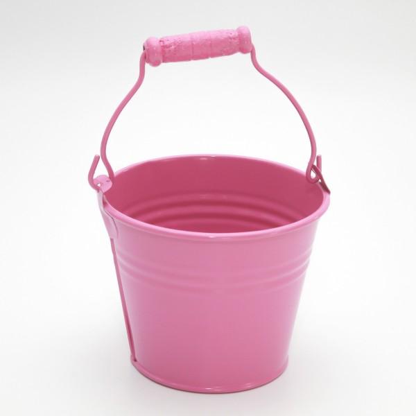 """Eimerchen """"Pink"""" Ø 10 cm"""