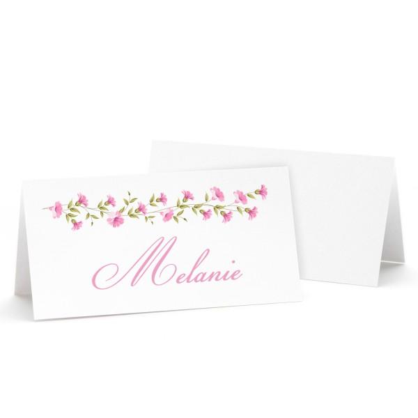 """Tischkarte """"Melanie"""""""