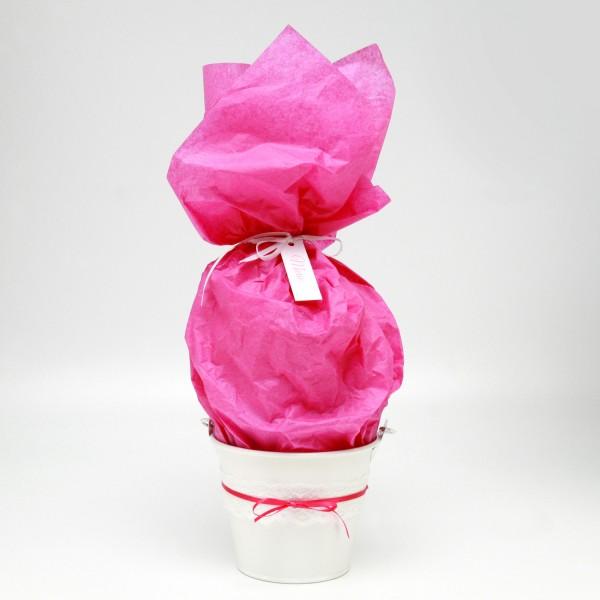 """Geschenkset """"Weiß / Pink"""""""
