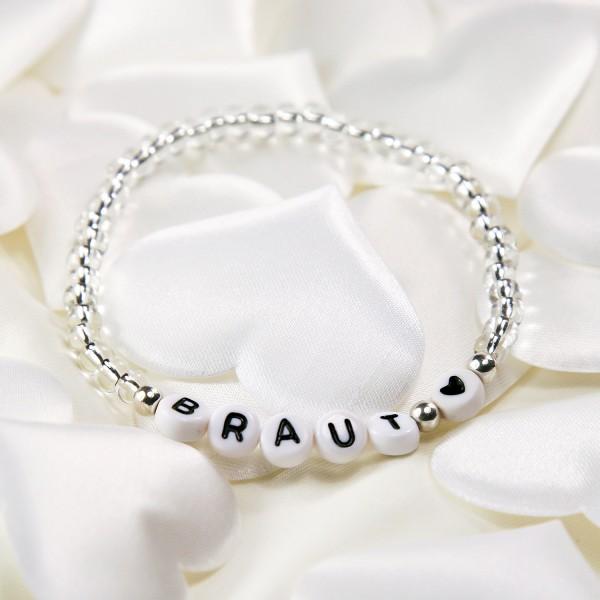 """Armband """"Braut"""""""