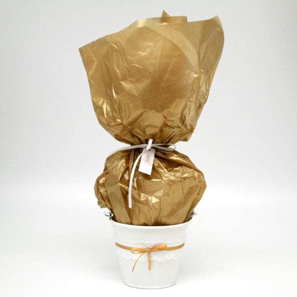 """Geschenkset DIY """"Weiß / Gold"""""""