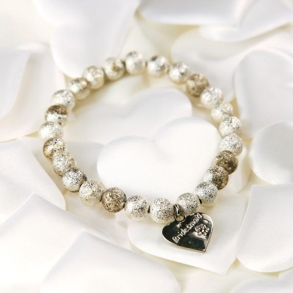"""Armband """"Bridesmaid"""""""