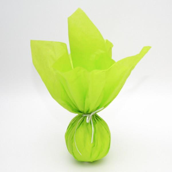 """Seidenpapier """"Apfelgrün"""""""