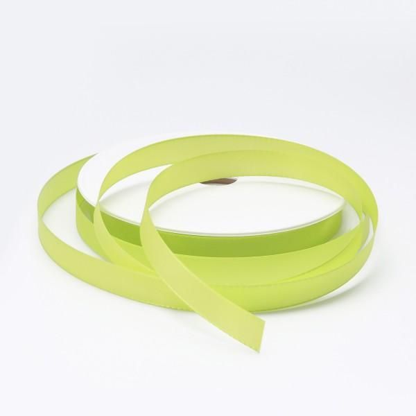 "Dekoband ""Apfelgrün"" (3,6,8,15mm) - 50m"