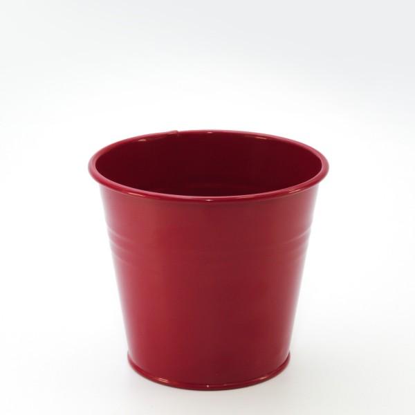 "Eimerchen ""Rot"" Ø 10 cm"