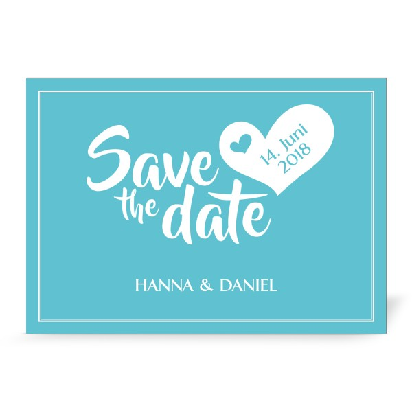 "Magnetkarte ""Hanna"" (5 St.) - personalisiert"