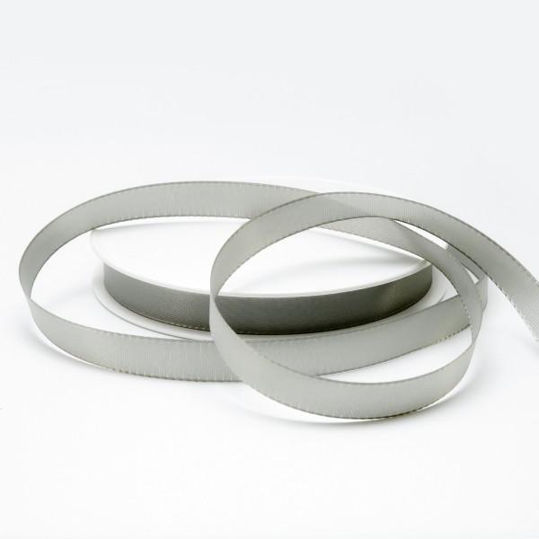 """Dekoband """"Grau"""" (3,6,8,15mm) - 50m"""